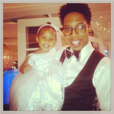 Deitrick Haddon And Wife And Kids Deitrick-haddon-and-daughter