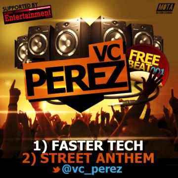 VC Perez Releases Two FREE Instrumentals (DOWNLOAD) | Praiseworld Radio
