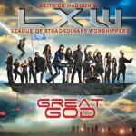 VIDEO: Deitrick Haddon's Choir LXW (League of Xtraordinary Worshippers) – Great God