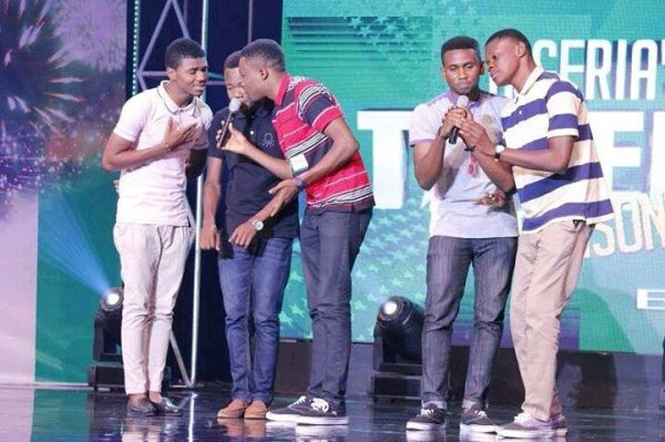 MUSIC: GWV (Guys With Voices) - Everlasting Voices [Acapella]