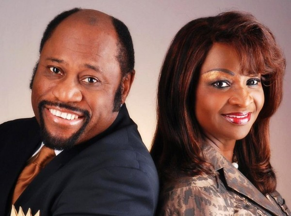 Dr Myles and Ruth Munroe