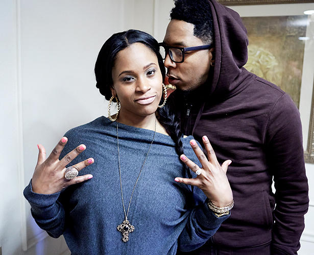Deitrick Haddon And Wife And Kids Dominique and husband deitrick