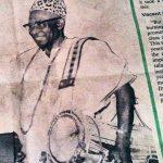 Nikki Laoye Celebrates The Legacy Of The Drummer King: Late Timi Of Ede, Oba Adetoyese Laoye   @NikkiLaoye