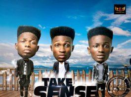 Newbrid - Take Sense