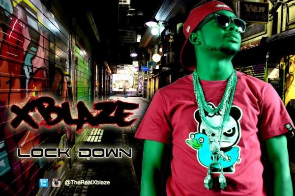 x-blaze-lock-down-instrumental