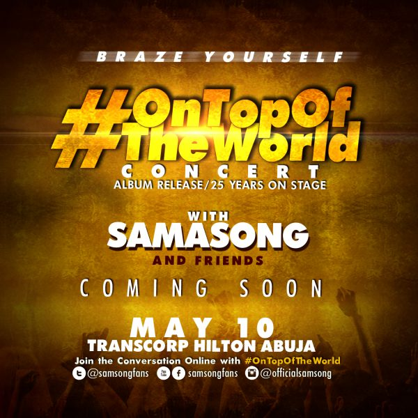 Samsong - On Top Of The World