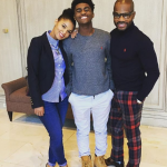 Kirk Franklin's Son Challenges Christians On Their Love For God While on Haiti Trip