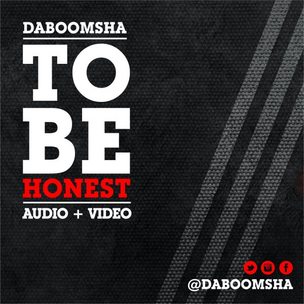 daboomsha - to be honest tbh