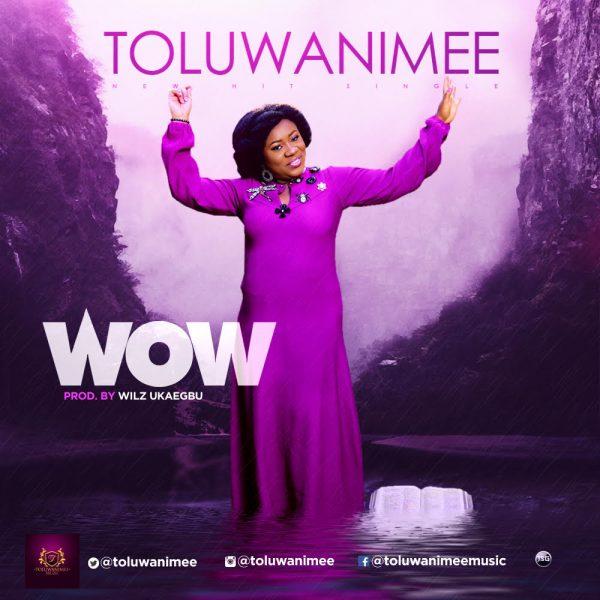 toluwanimee - wow (Walking on Water)