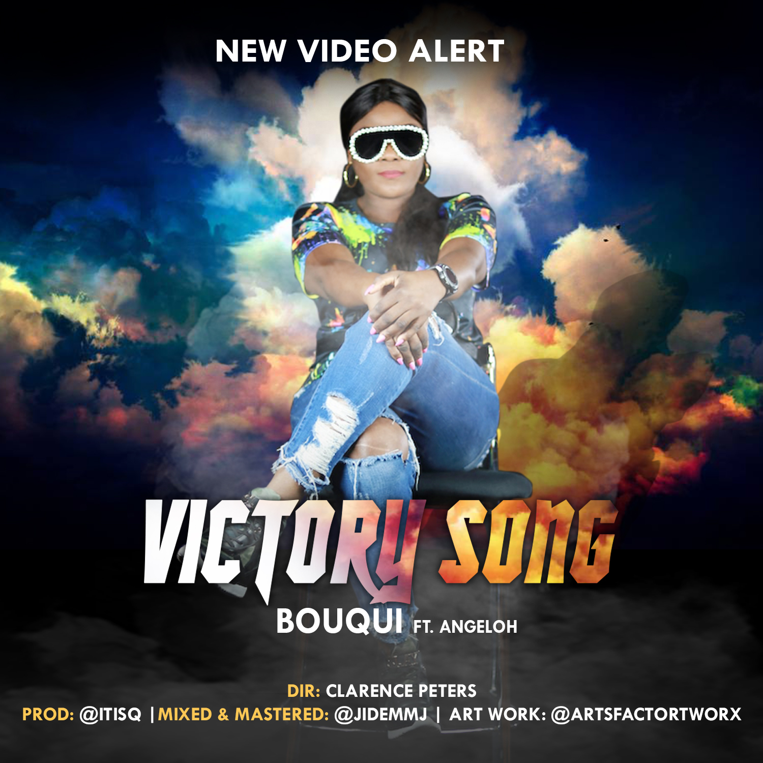 AUDIO+VIDEO: Bouqui – Victory Song (ft  Angeloh